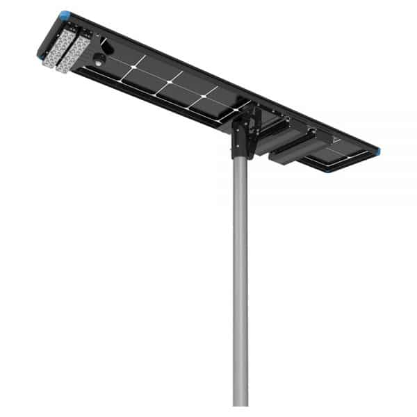 80W All In One Solar LED Street Light